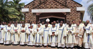 Ordination diaconale Hekima 2017