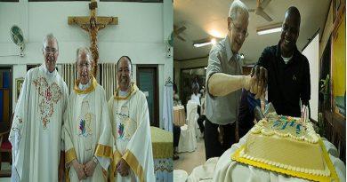 Père Adolfo Nicolas SJ Jubilee