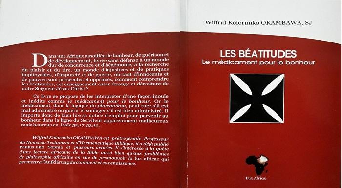 Père Wilfrid Okambawa, SJ, Les Beatitudes Le Medicament pour le Bohneur