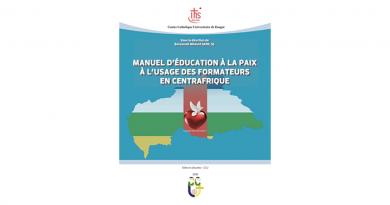 Manuel d'éducation à la paix à l'usage des formateurs en Centrafrique