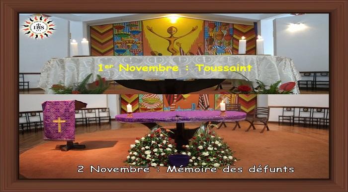 Toussaint et Commémoration des défunts