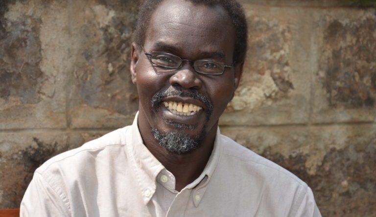 Père Victor Odhiambo SJ