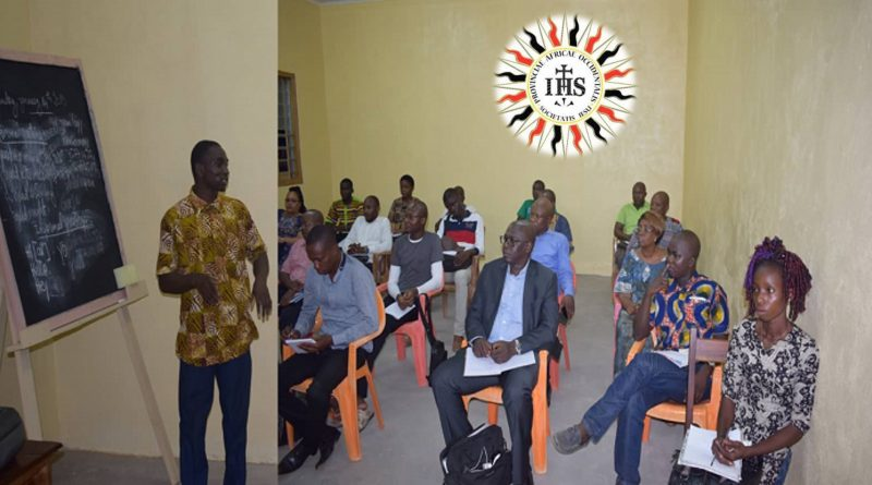 Gandaf SJ, Centrafrique Jesuit Worldwide learning