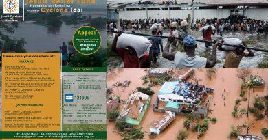 IDAI: Les jésuites appellent au don en faveur des populations