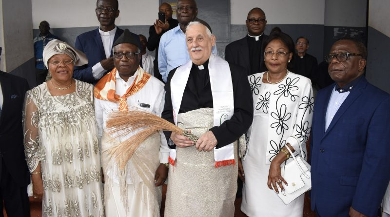 Father Arturo Sosa's official visit in West Africa Province