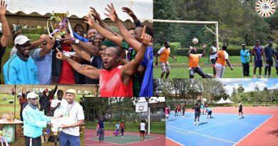 Hekima Jesuit Community celebrates her Annual Sports Day 2019