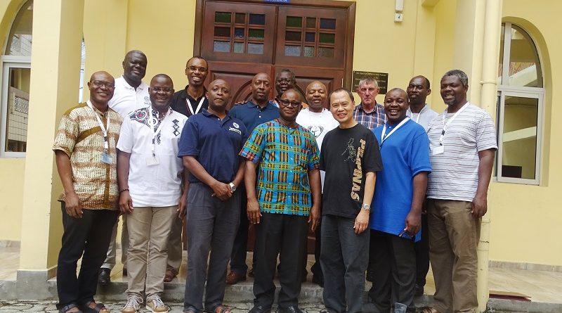 JCAM Major Superiors Plenary Meeting in Douala, Cameroon