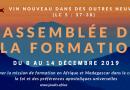 Formation: Les Jésuites d'Afrique et de Madagascar en parlent