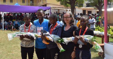 marathon centrafrique