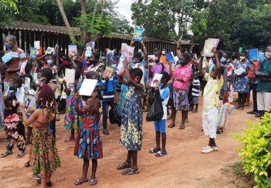 TOGO: Rentrée scolaire dans les centres sociaux Loyola (CCL/CEL)