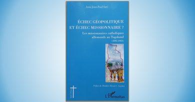 L'évangélisation du Togo a été atypique, selon le père Savi, SJ